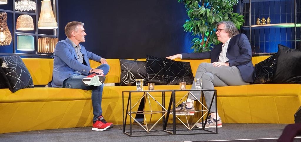 Frank Schmitz und Hermann Scherer - Interview